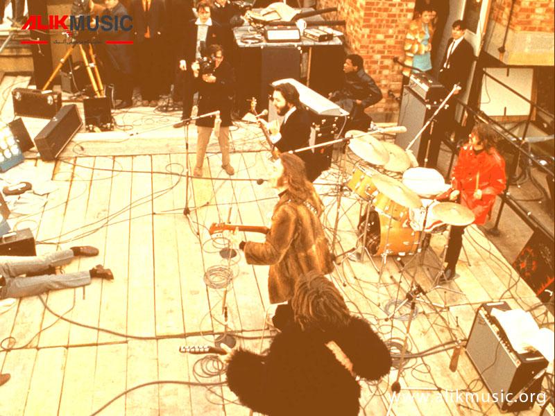 زندگی نامه گروه بیتلز