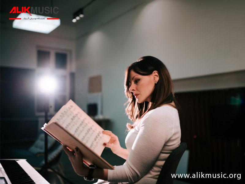 معرفی بهترین کتاب آموزش پیانو