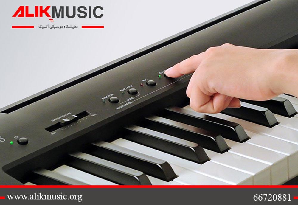 پیانو دیجیتال پرتابل es110