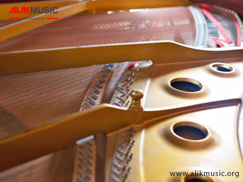 کیفیت صدا پیانو آکوستیک