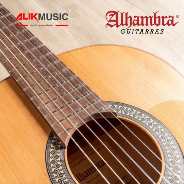 گیتار الحمرا f2 قیمت