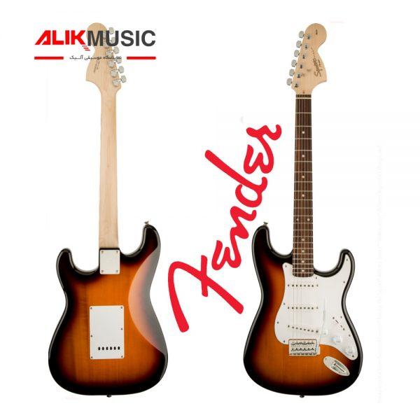 گیتار الکتریک فندر Squier Affinity Stratocaster