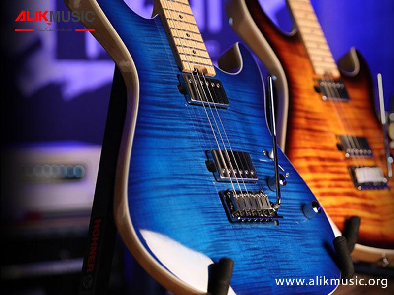 گیتار الکتریک مناسب افراد مبتدی