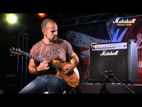 آمپلی فایر گیتار Marshall MG102CFX