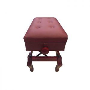 صندلی پیانو رگلاژدار