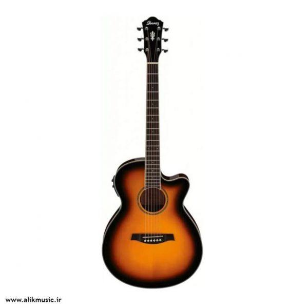 گیتار آکوستیک آیبانز IBANEZ AEG10II VS