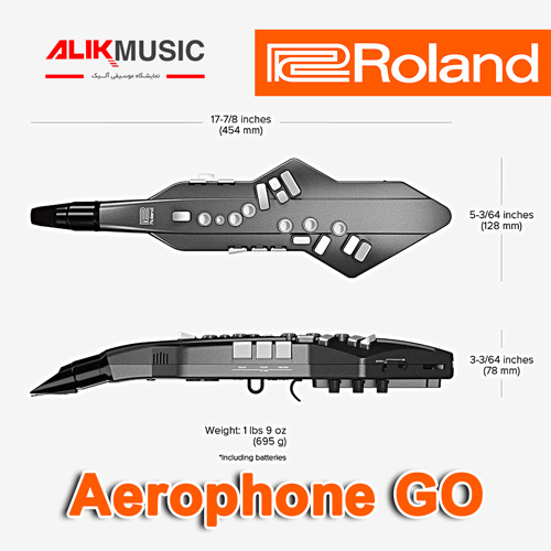 Aerophone GO EA 05 ساکسیفون