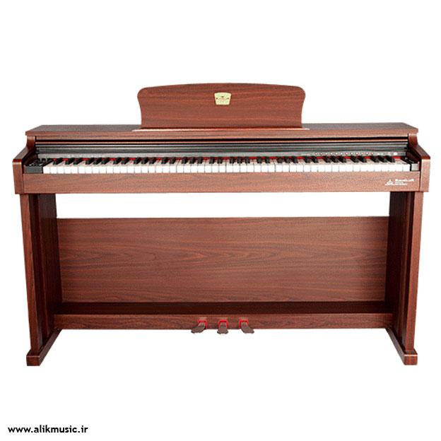 خرید پیانو برگمولر DIGITAL BM280-WN
