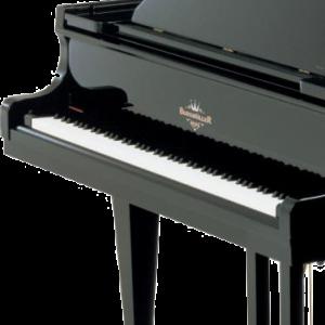 پیانو برگمولر GRAND GP160-BK