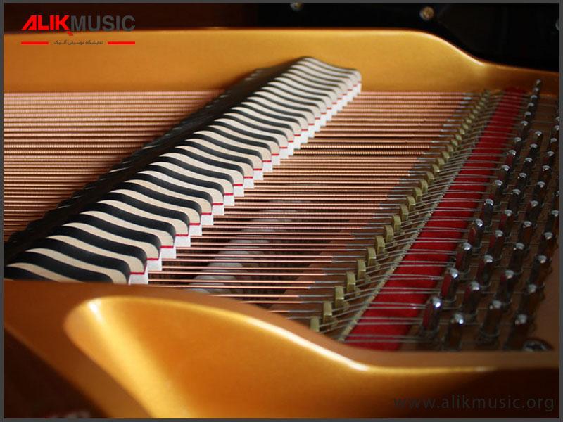 کیفیت ساخت بالا پیانو بنتلی