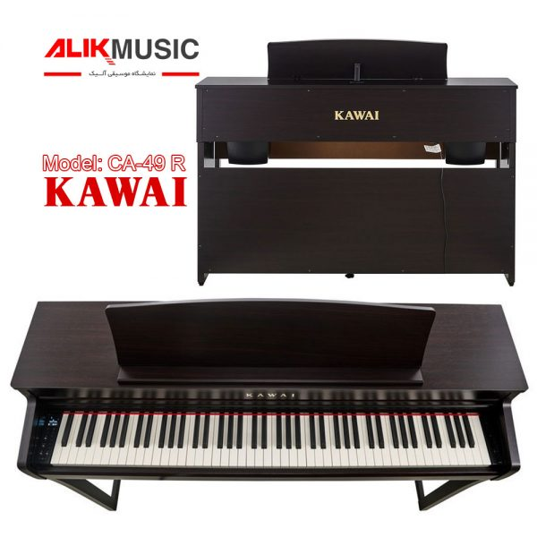 CA 49 R پیانو