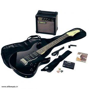 پکیج گیتار الکتریک یاماها ERG121GP