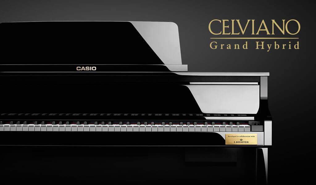 پیانو دیجیتال کاسیو