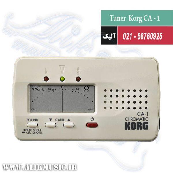 Tuner  Korg CA - 1