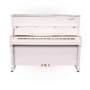 پیانو برگمولر ACOUSTIC UP121-WH