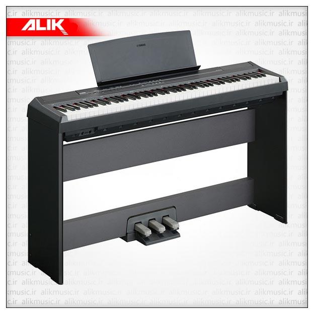 پیانو دیجیتال Yamaha P-105-BK