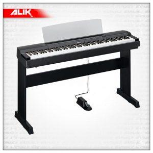 پیانو دیجیتال Yamaha P-225 Black