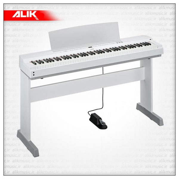 پیانو دیجیتال Yamaha P-225 White