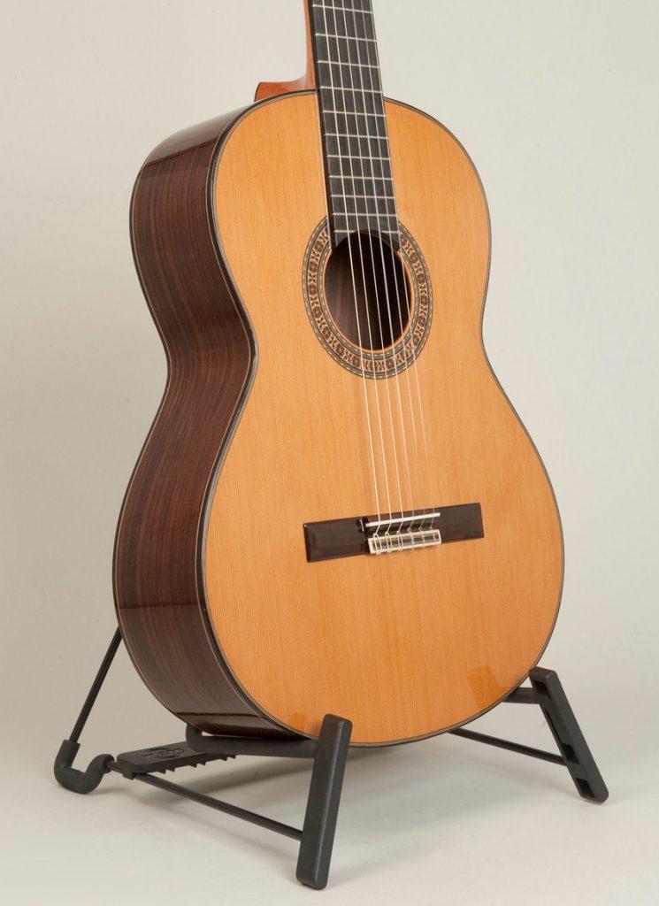 گیتار الحمرا مدل جدید