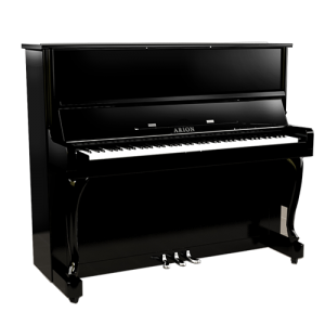 پیانو آکوستیک آریون|ARION SUNSTAIN AU 121 - مشکی پولیش