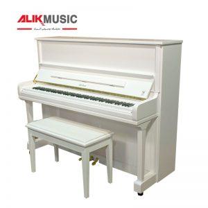 قیمت پیانو وبر مدل W 121 سفید WHP CHINA