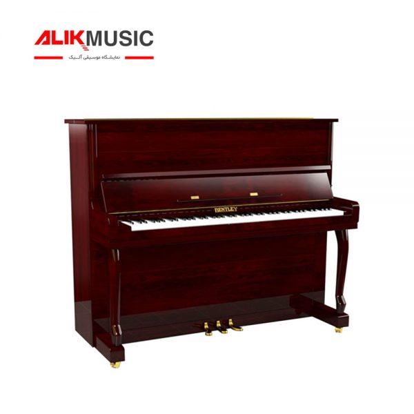 خرید پیانو آکوستیک بنتلی مدل B1 120 رنگ ماهاگونی پولیش