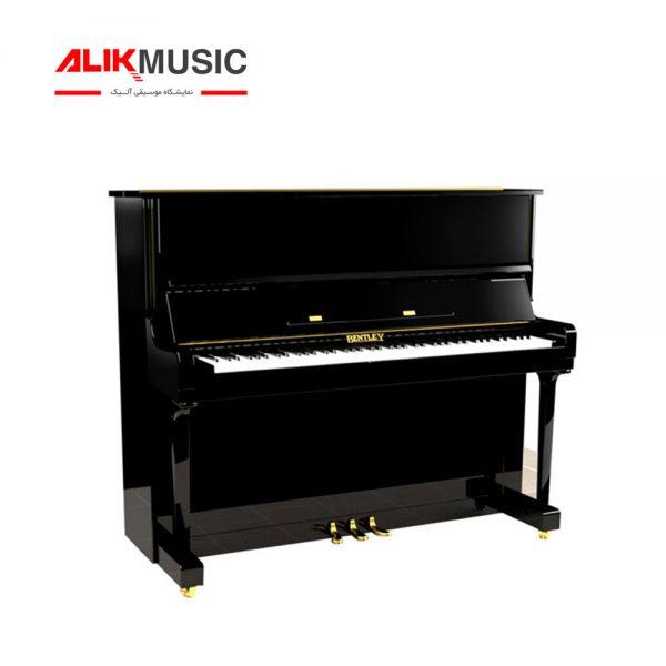 قیمت پیانو بنتلی آکوستیک B3 122 رنگ مشکی پولیش