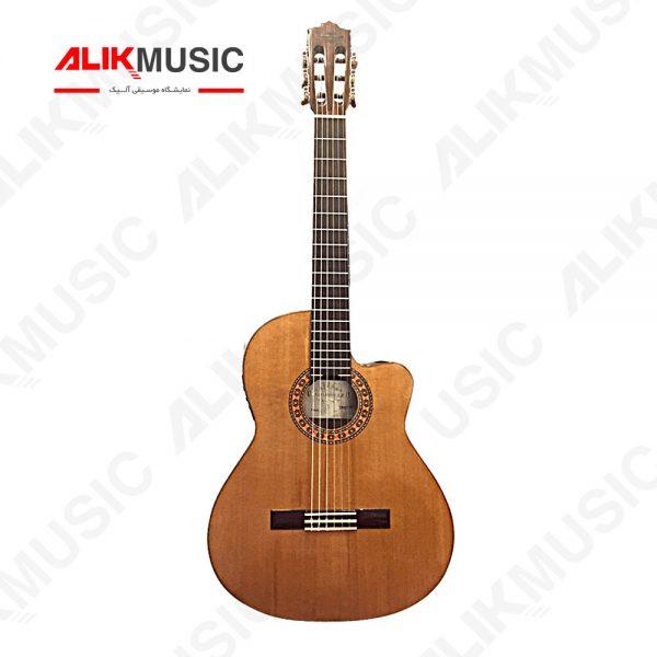 قیمت خرید گیتار برگمولر c2ce کلاسیک
