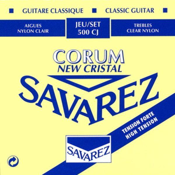سیم گیتار کلاسیک  savarez 500 cj