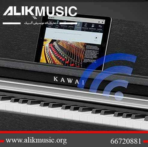 بلوتوث پیانو دیجیتال کاوایی