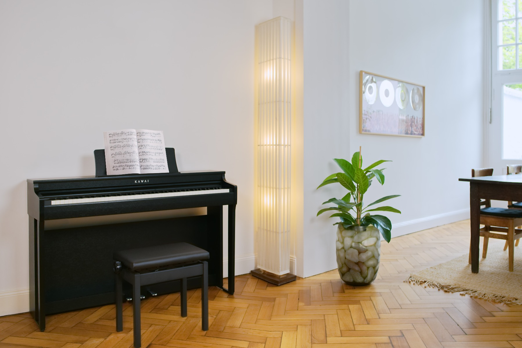 پیانو دیجیتال کاوایی cn29