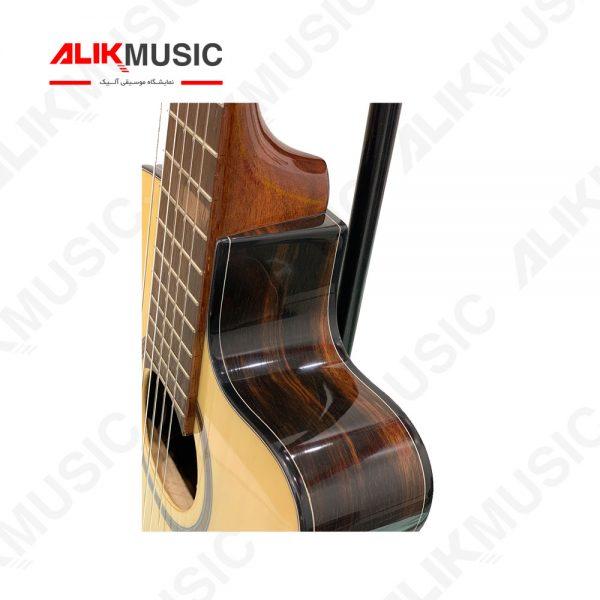 گیتار کلاسیک کورت AC160cftl side