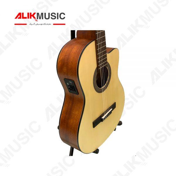 گیتار کلاسیک کورت AC120ce side