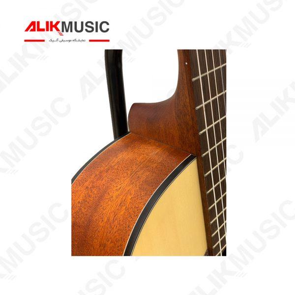 گیتار کلاسیک کورت AC120ce closeup
