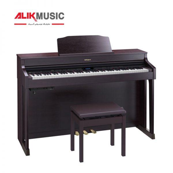 پیانوی دیجیتال رولند مدل HP603-RW