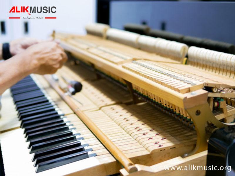 عمر پیانو آکوستیک