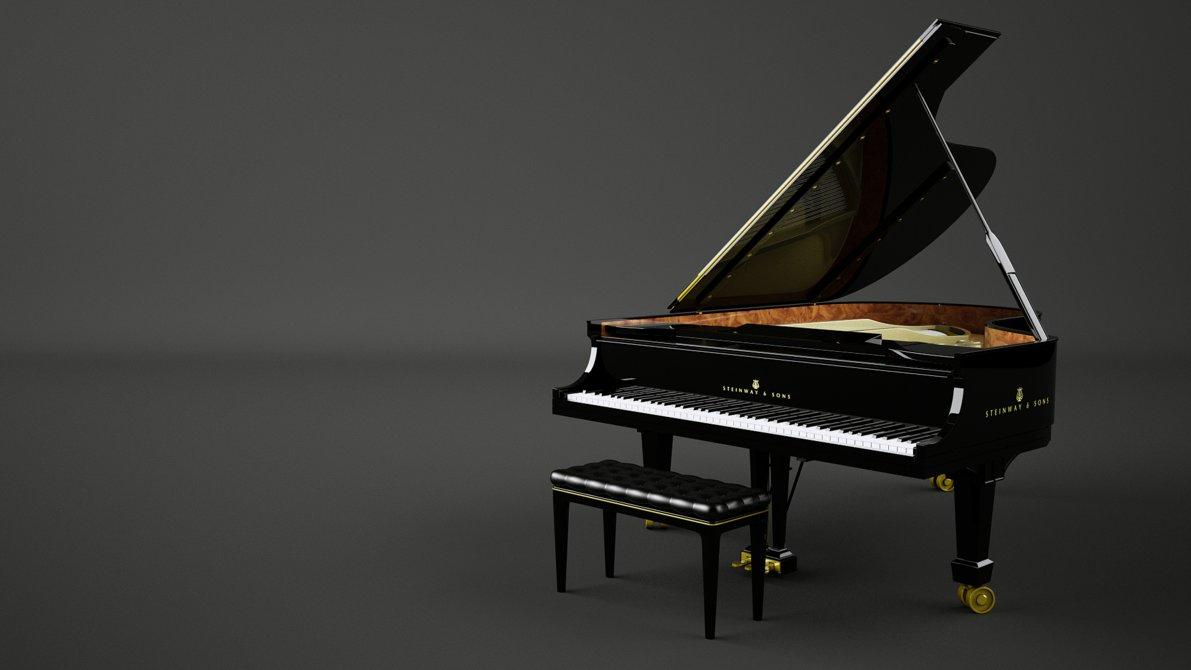 پیانو آکوستیک stainway&sons