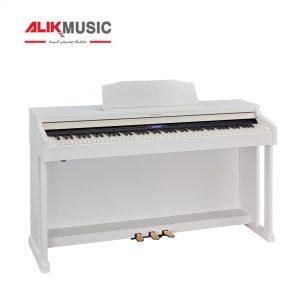 پیانوی دیجیتال رولند مدل HP601-WH