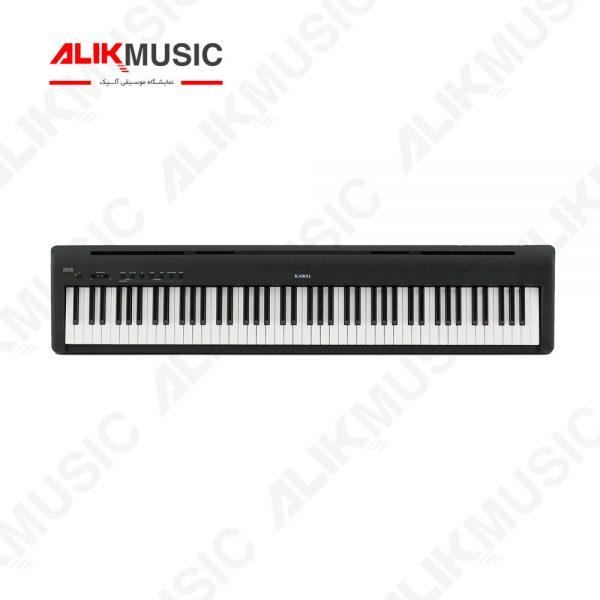 پیانو دیجیتال کاوایی es110 مشکی