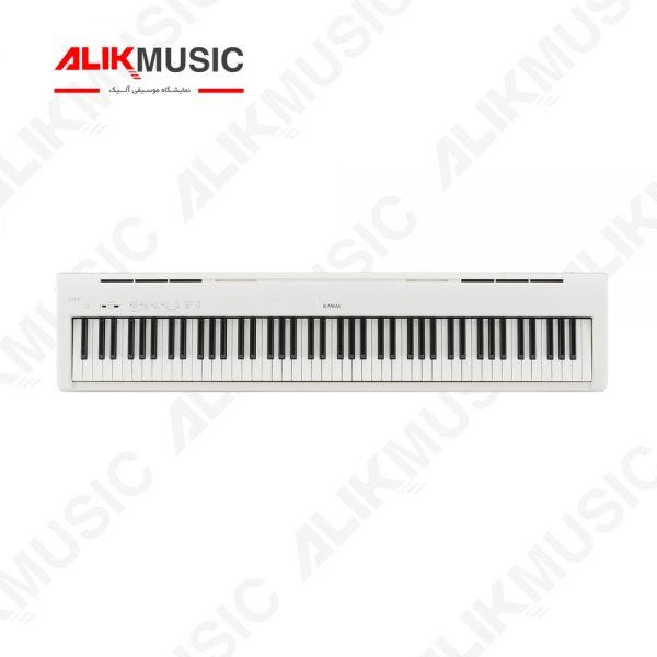 پیانو دیجیتال کاوایی es110 سفید