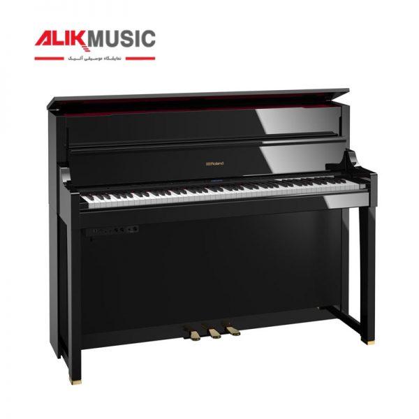 پیانوی دیجیتال رولند مدل Lx17-WH