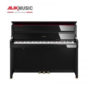 پیانوی دیجیتال رولند مدل Lx17 مشکی پولیش