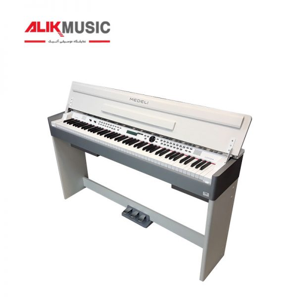 پیانو دیجیتال مدلی  Medeli CDP-5200 WH