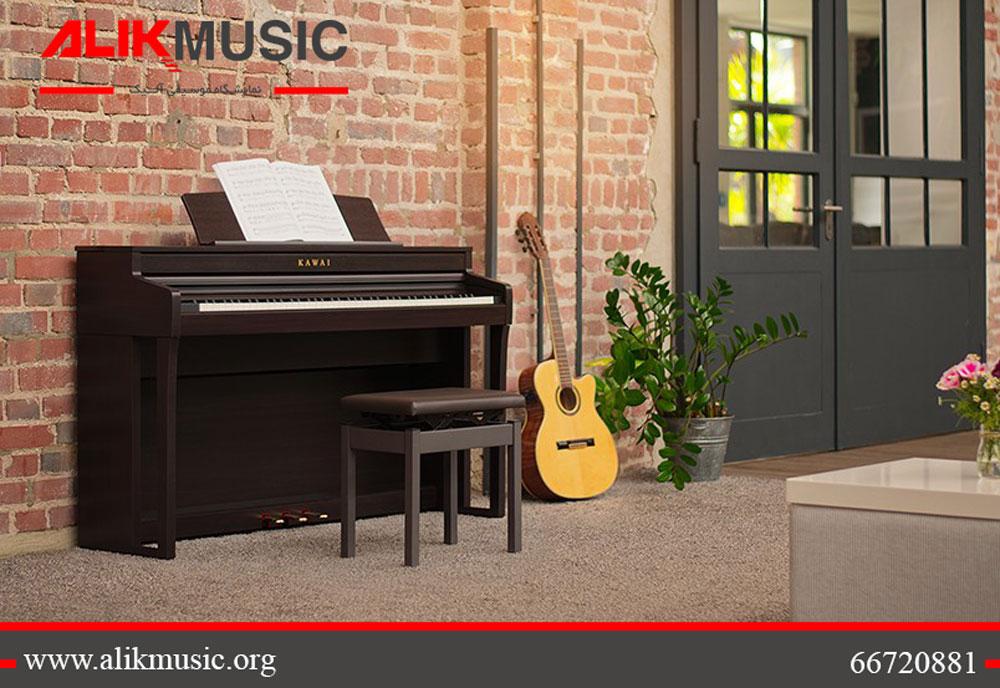 پیانو دیجیتال کاوایی ca49
