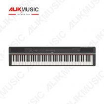 پیانو دیجیتال یاماها مشکی مدل P-125 قیمت خرید یاماها