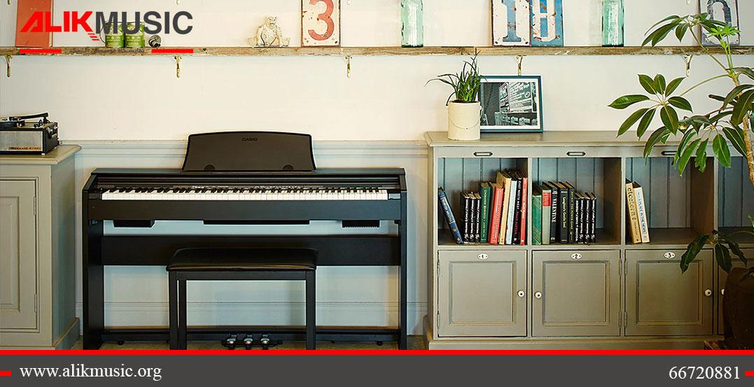 پیانو دیجیتال مبله کاسیو 770px