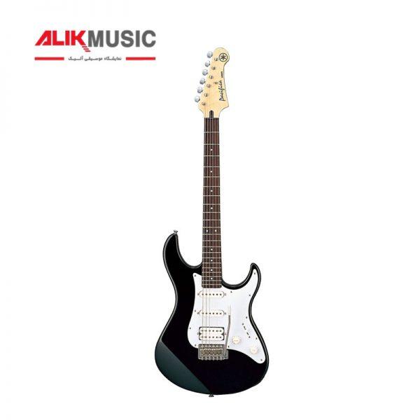 گیتار الکتریک یاماها مدل pacifica 012 Black