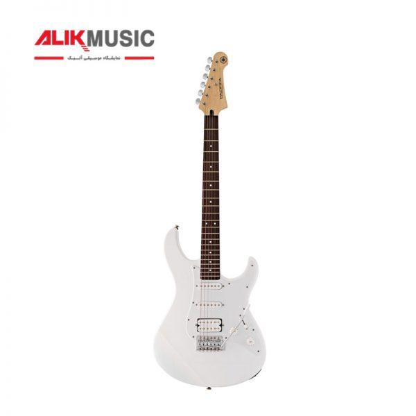 گیتار الکتریک یاماها مدل pacifica 012 White