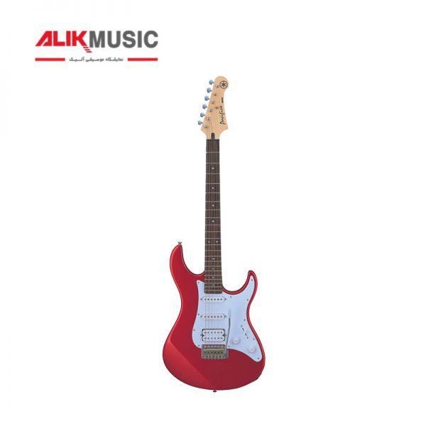 گیتار الکتریک یاماها مدل 012 پاسیفیکا قرمز