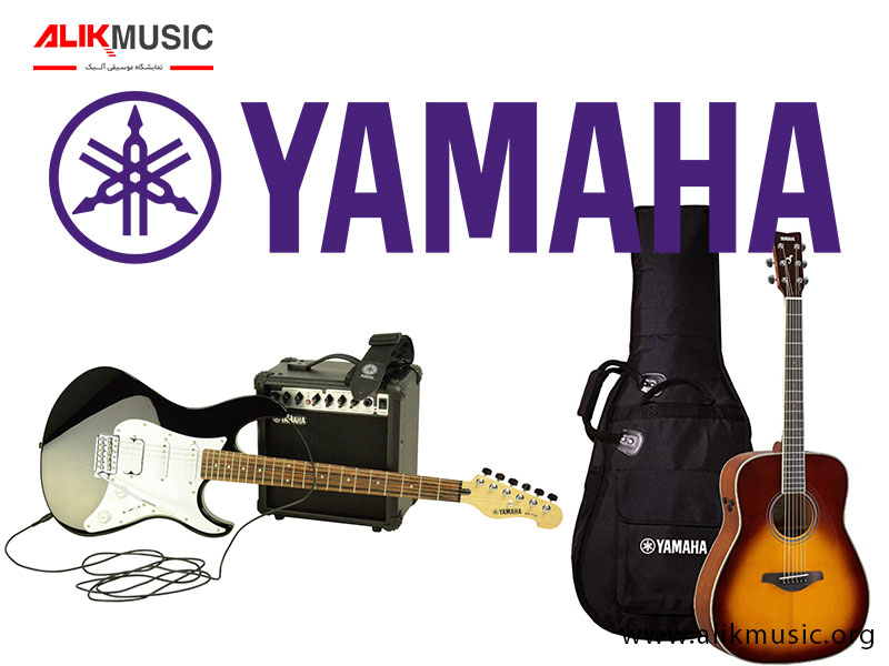 yamaha products guitar